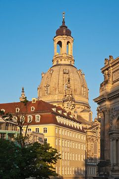 Church of Our Lady, Dresden van