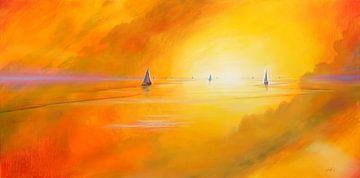 Bootsflug van Silvian Sternhagel