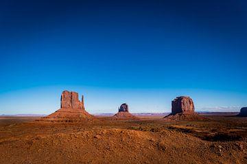 Utah, USA. Monument Valley von Theo van Woerden