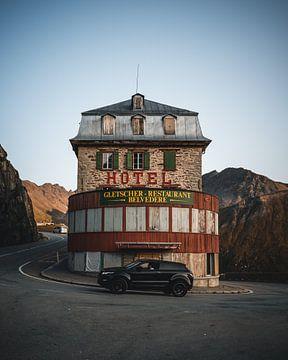 Hotel Belvédère, Furkapas Zwitserland