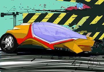 racer van Rakesh Soekhoe