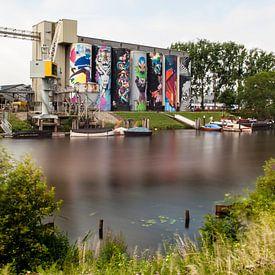 Oude graansilo's van Lieke Doorenbosch