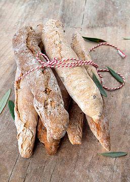 olijfbroodjes  van Liesbeth Govers voor omdewest.com