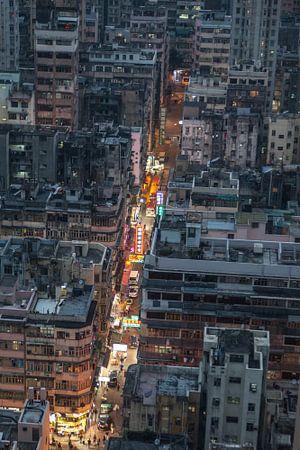 Über Hongkong