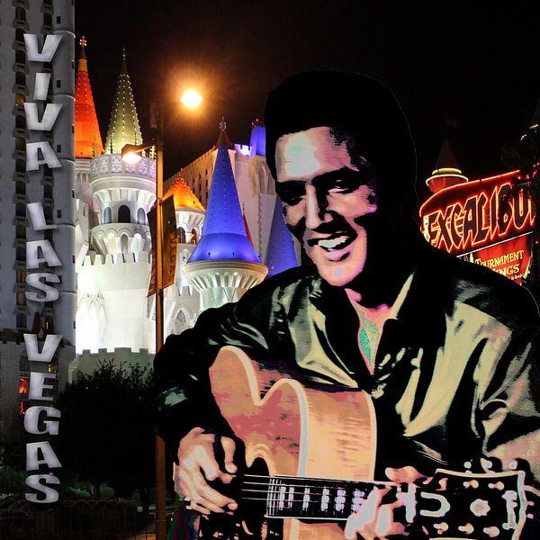 Elvis Presley von Christine Nöhmeier