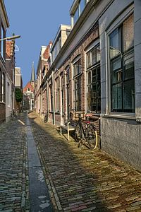 Appelsteeg in Hoorn