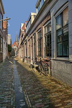 Appelsteeg in Hoorn van Jan Siebring