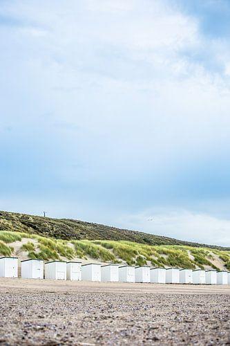 Strandhuisjes van