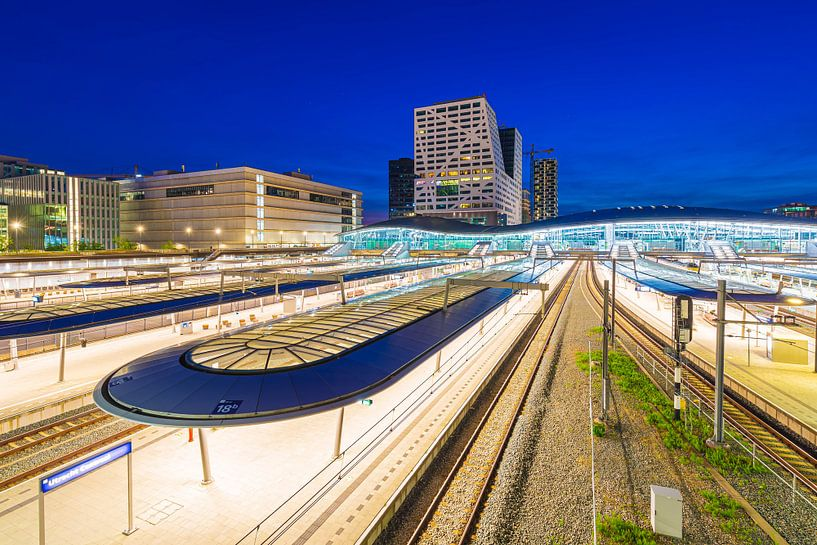 Hauptbahnhof Utrecht von Sander Meertins