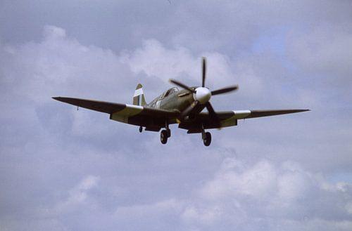 "Curtis P40 ""Warhawk"" van"
