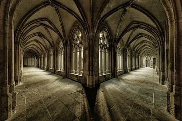 Pandhof van de Dom in Utrecht van De Utrechtse Grachten
