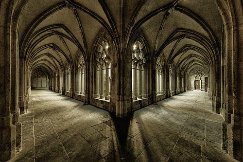 Pandhof van de Dom in Utrecht von De Utrechtse Grachten
