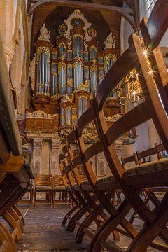 Vater/Müller-orgel - Oude Kerk, Amsterdam van Rossum-Fotografie