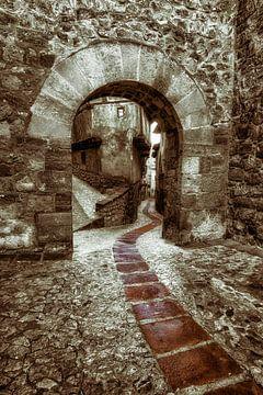 Albarracín sur Lars van de Goor