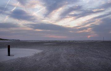 Strand op Terschelling von Rinke Velds