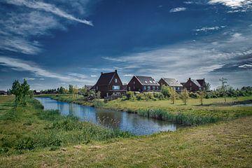 Meerstad in Groningen van