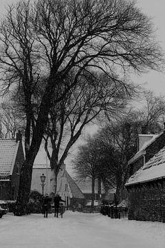 snowstorm von Nicole Nagtegaal