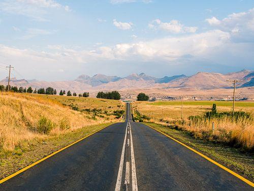 South-African Road!  van