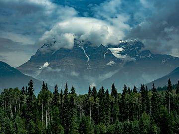 Mount Robson van Anke van Beurden