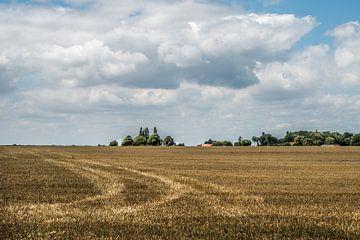 Slenaken, Zuid-Limburg, Nederland van Martine Dignef