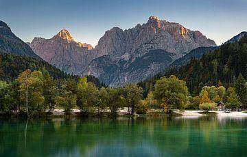 Jasna-See, Slowenien von Adelheid Smitt