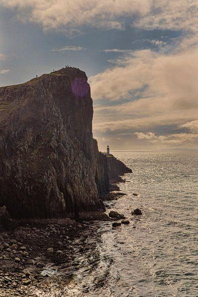 phare de Neist Point sur Eddie Meijer
