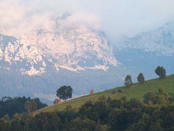 Berg Vue von Marinescu Dan