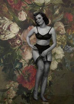 Blooming Muse III Harmanus Uppink van Marit Kout