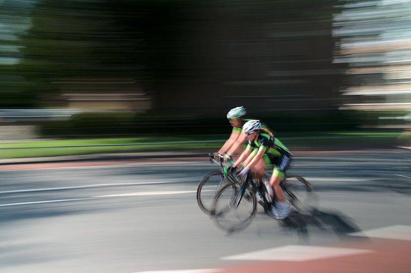 wielrennen  van Erik Reijnders