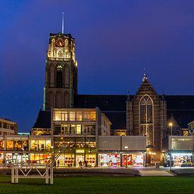 Laurenskerk Rotterdam van Evert Jan Luchies