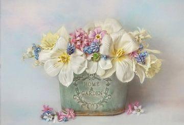 Fleur romantique - c'est le printemps sur Lizzy Pe