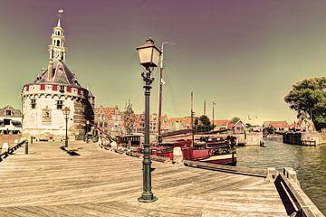 Hoorn Noord-Holland Nederland Haven van Hendrik-Jan Kornelis