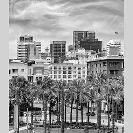 Im Fokus: SAN DIEGO Downtown von Melanie Viola