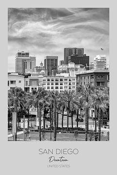 In beeld: SAN DIEGO Binnenstad van Melanie Viola