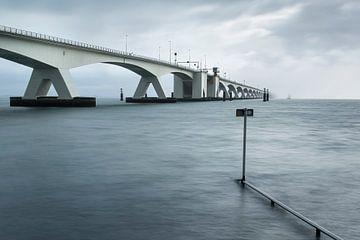 Zeelandbrug ( pont de Zélande ) sur Mart Stevens