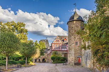 Burg Idstein van Christian Müringer