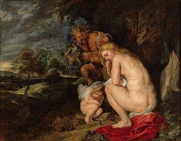 Venus frigida, Peter Paul Rubens