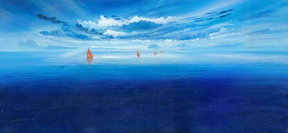 Seefahrt van Silvian Sternhagel