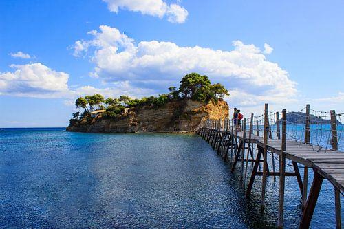 Cameo Island brug