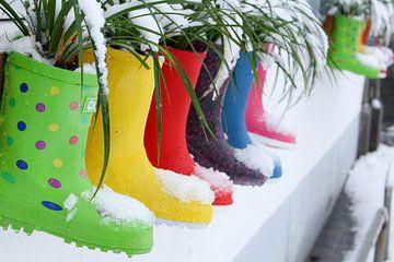 Winterstiefel von Jessie Bertels