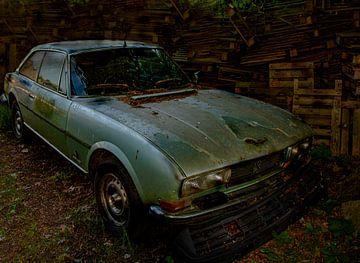 Urbex-Auto von Steven van veen