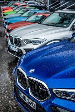 BMW's van Bas Fransen