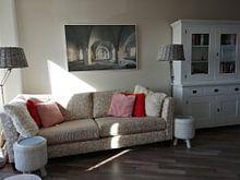Kundenfoto: Verlaten plekken: textielfabriek 2 von Olaf Kramer, auf leinwand