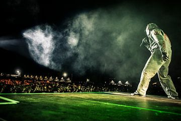 Slipknot - Corey Taylor sur Jonas Demeulemeester