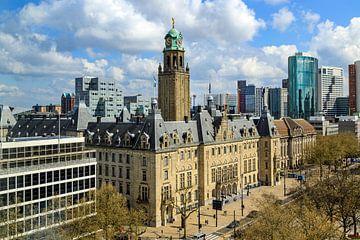 gemeentehuis Rotterdam van Hans Vos Fotografie
