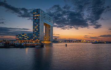 Pontsteiger Amsterdam von Mario Visser