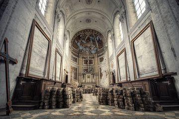Urbex - Kerk von Angelique Brunas
