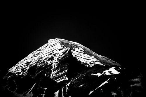 Heilige Boeddhistische berg in de Himalaya | Tibet
