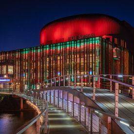 Theater de Spiegel van Bart Hendrix