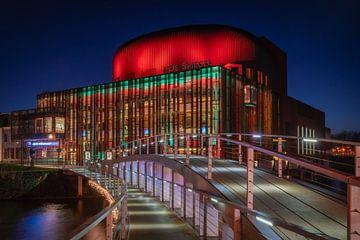 Theater de Spiegel von Bart Hendrix